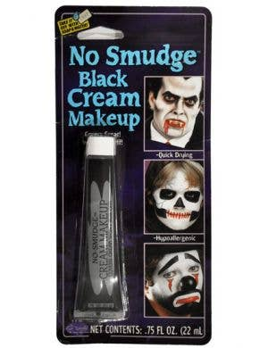 No Smudge Cream Makeup - Black