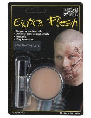 Theatrical Fake Skin With Fixative A Packaging Image