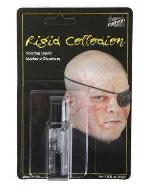 Special FX Rigid Collodion Scar Liquid Package View