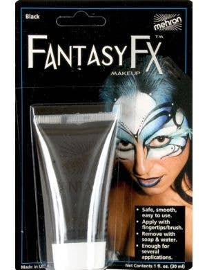 Fantasy FX Cream Makeup - Black