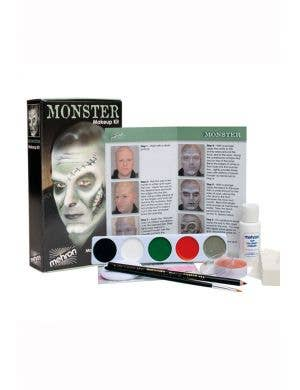 Frankenstein Monster Halloween Makeup Kit