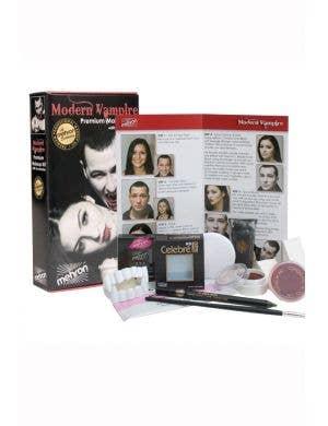 Premium Modern Vampire Makeup Kit