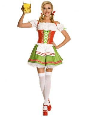 Oktoberfest Darling Sexy Women's Costume