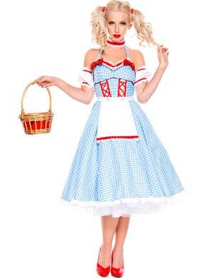 Storybook Dorothy Women's Fancy Dress Costume Main Image