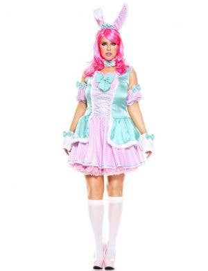 Bunny Beauty Sexy Plus Size Women's Costume