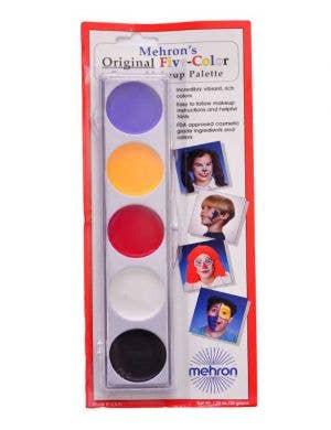 Five Colour Basic Make Up Palette