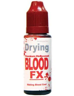 Realistic Deluxe Quality Fresh Drying Blood FX