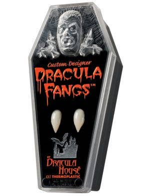Custom Large Dracula Vampire Fangs Costume Accessory