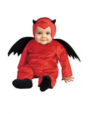 Little Red Devil Infant Halloween Costume
