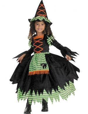 Storybook Witch Toddler Girls Halloween Costume