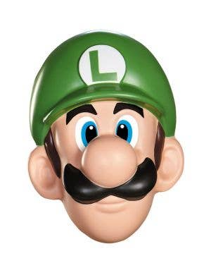 Luigi Adult's Officially Licensed Super Mario Costume Mask