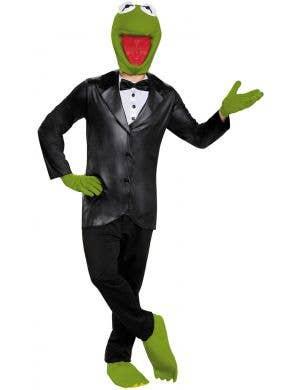 Tuxedo Kermit The Frog Men's Muppets Costume