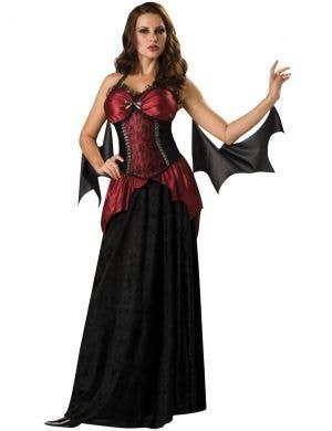 Vampira Women's Vampire Halloween Costume