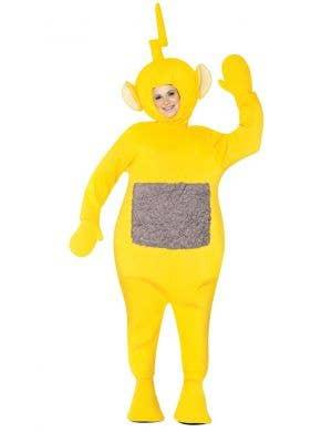 Teletubbies - Adult's Laa-Laa Fancy Dress Costume