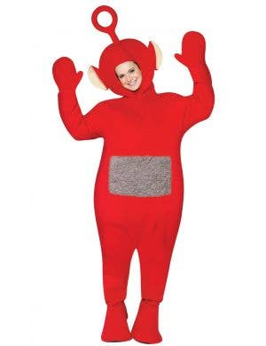 Teletubbies - Adult's Po Fancy Dress Costume
