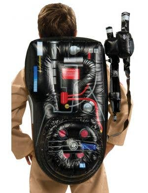 Ghostbusters Inflatable Backpack with Proton Wand