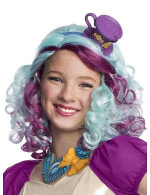 Ever After Madeline Hatter Girls Wig