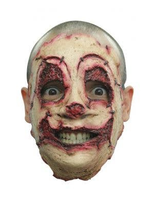 Deluxe Latex Serial Killer Clown Halloween Mask