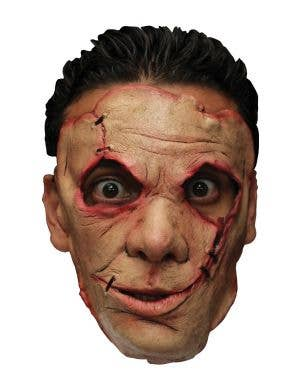 Deluxe Latex Leatherface Serial Killer Halloween Mask