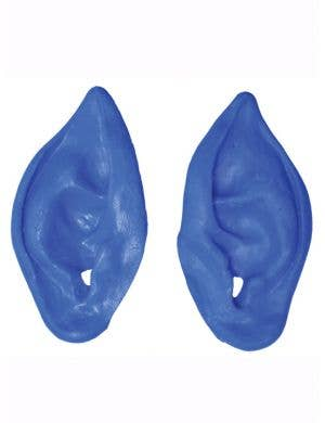 Slip On Costume Ears - Blue