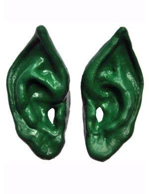 Slip On Costume Ears - Green