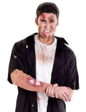Broken Bones Halloween Costume Sleeve