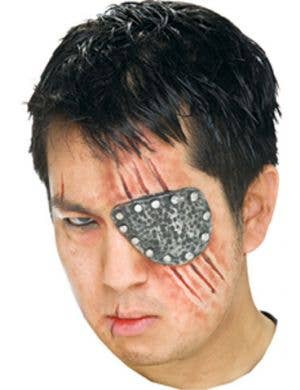Metal Look Eye Patch Halloween Special FX