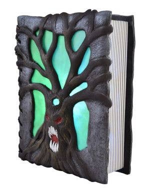 Halloween Light Up Book Decoration with Spooky Sounds