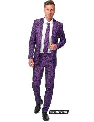 Suitmeister Purple Pimp Men's Oppo Suit