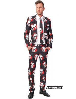 Suitmeister Skull Halloween Men's Oppo Suit
