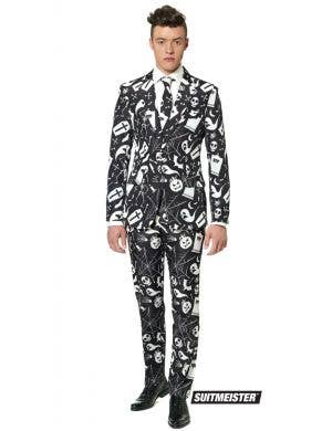 Suitmeister Black Halloween Men's Oppo Suit