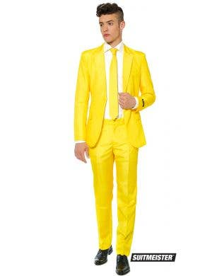 Suitmeister Yellow Novelty Men's Oppo Suit