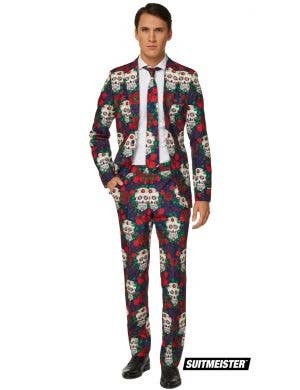 Suitmeister Day of the Dead Men's Oppo Suit