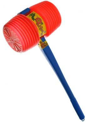 Novelty Squeaking Hammer Clown Costume Accessory
