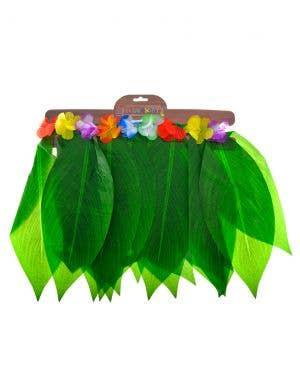 Palm Leaf Short Hawaiian Hula Skirt Costume Accessory