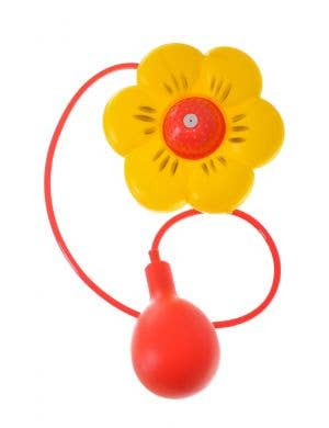 Squirting Flower Novelty Clown Costume Accessory