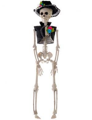 Day of the Dead Mariachi 40cm Skeleton Halloween Decoration