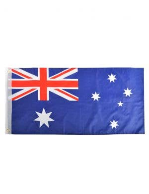 Large 90x45cm Aussie Flag for Flagpole Australia Day Decoration
