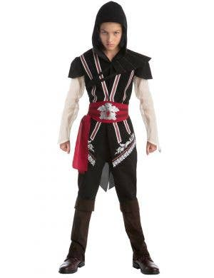 Ezio Auditore Teen Boys Assassins Creed Costume