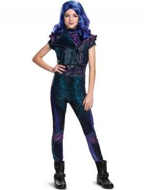 Descendants 3 - Classic Mal Girls Disney Costume