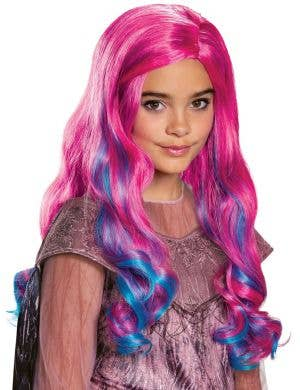 Descendants 3 - Deluxe Girls Audrey Costume Wig
