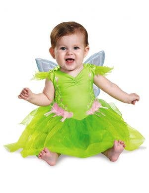 Tinkerbell Fairy Infant Girls Disney Costume