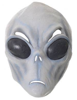 Alien Grey Halloween Latex Halloween Mask