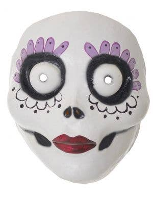 Corpse Bride Day of the Dead Latex Halloween Mask