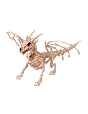 Small Deluxe Dragon Skeleton Halloween Decoration