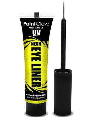 Neon Yellow UV Reactive Eyeliner Base Image