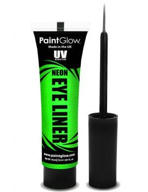 Neon Green UV Reactive Eyeliner Base Image