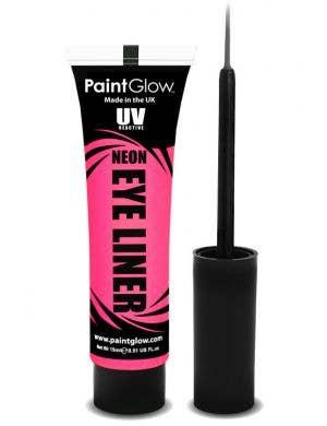 Neon Pink UV Reactive Eyeliner Base Image