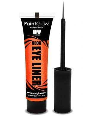 Neon Orange UV Reactive Eyeliner Base Image