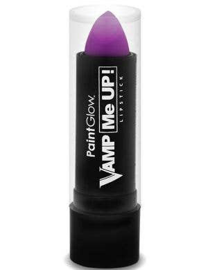 Vamp Me Up Bright Purple Halloween Lipstick